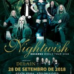 "NIGHTWISH ""DECADES: WORLD TOUR 2018"""