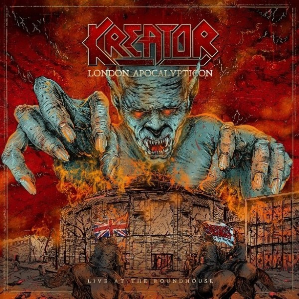 KREATOR - LONDON APOCALYPTICON: LIVE AT THE ROUNDHOUSE