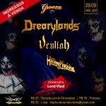 Dreaylands, Veuliah - Groove Bar