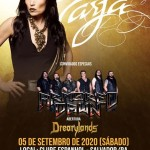 Tarja Turunen em Salvador + Armored Dawn e Drearylands
