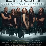 Design Your Universe Tour - Epica 2019