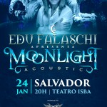 Edu Falaschi - MOONLIGHT CELEBRATION EM SALVADOR