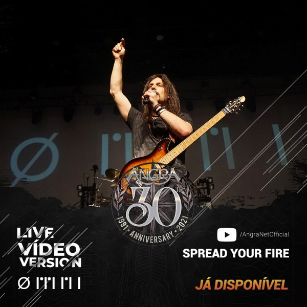 Angra Spread Your Fire